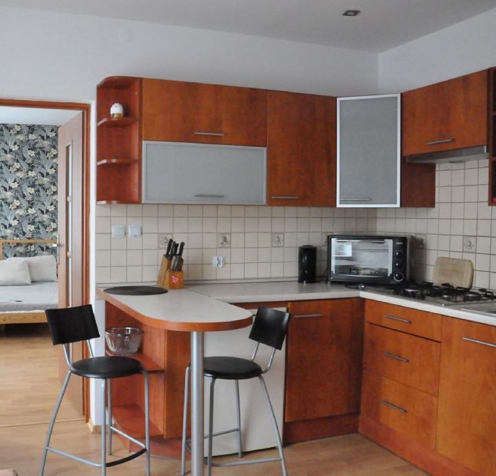 Kuchnia isypialnia