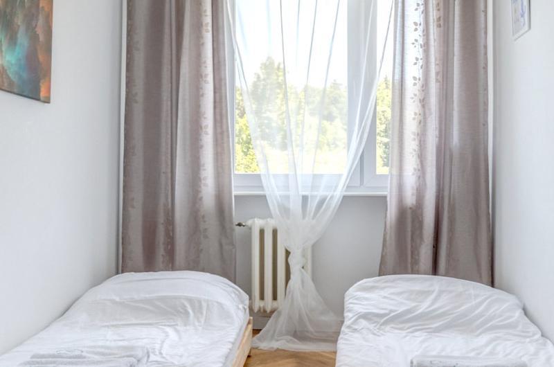 Sypialnia z dwoma łóżkami 3